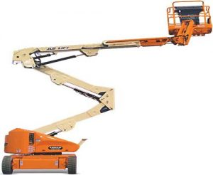 Articulating Boom Lift E400AJPN Electric