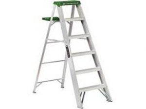 Ladder Step 6′ , 8', 10', 12'