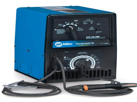 Miller Thunderbolt 174 Xl 225 150 Ac Dc Stick Welder Equipment Rental For