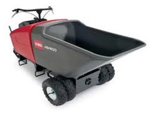 Concrete Buggies MB-1600 MUD BUGGY
