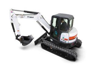 Mini Excavator Bobcat E42