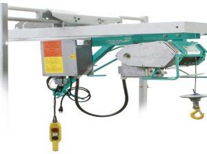 Electric Hoist IMER Pull-up 450