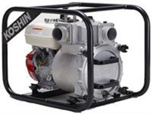 "Trash Pump 3"" Engine"