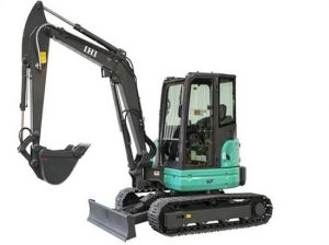 Mini Excavator IHI 60V-4