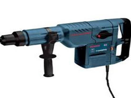 Electric Rotary Hammer, SDS MAX Large Spline