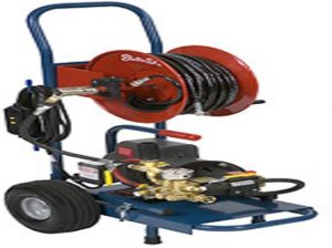 Electric Drain Jetter