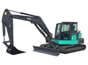 Mini Excavator IHI 85V-4