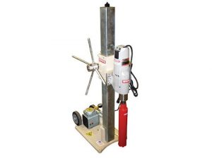 Core Drill Rigs Electric