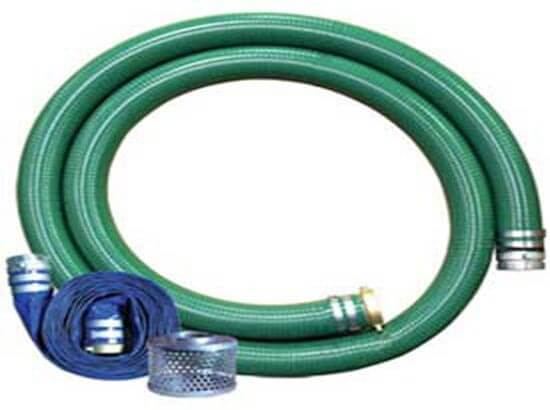 Hose 3×15 Kanaflex Suction – Camlock