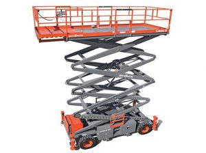 Scissor Lift 50 FT SKYJACK SJ-9250 RT
