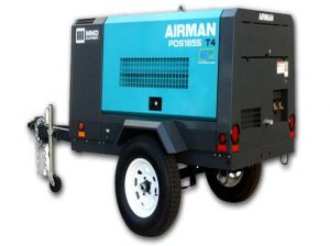 Air Compressor 185 CFM