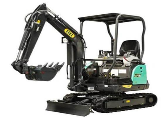 Mini Excavator IHI 17V